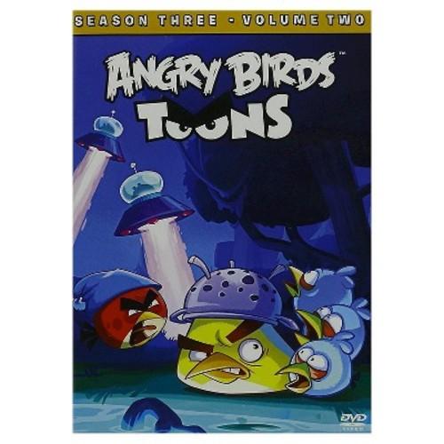Angry Birds Toons Season 3 Volume 2 (DVD)