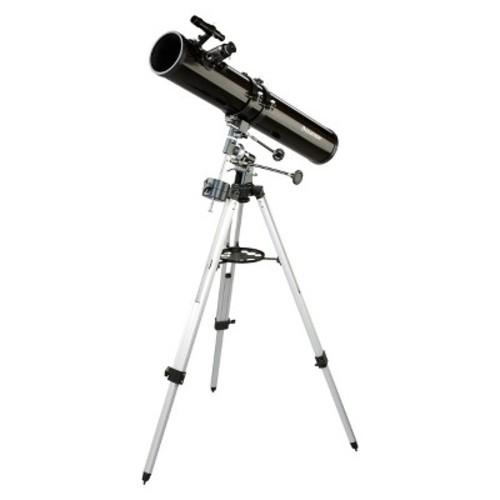 Celestron 31042 AstroMaster 114 EQ Reflector Telescope [114EQ Newtonian]