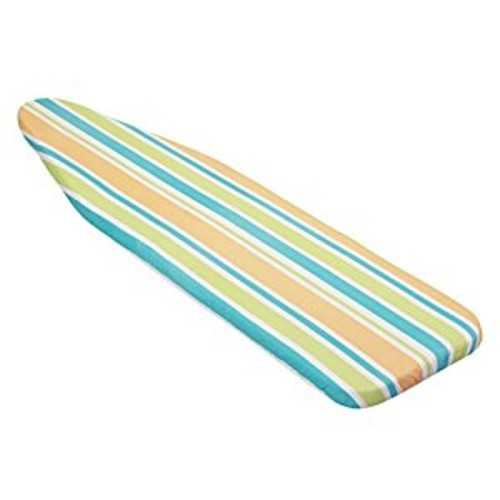 Honey-Can-Do IBC-01897 Premium Ironing Board Cover- HCD Stripes [Stripes, Casual]