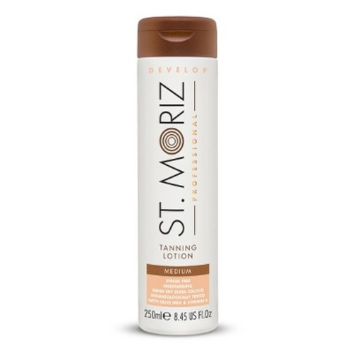 St. Moriz Instant Self Tanning Lotion Medium - 200ml
