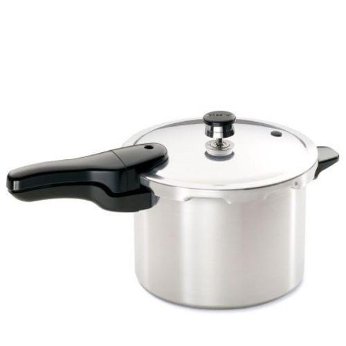 Presto 6-quart Aluminum Pressure Cooker
