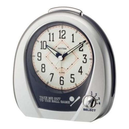 Rhythm Baseball Alarm Clock