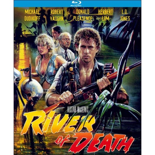 River of Death [Blu-ray] [1989]