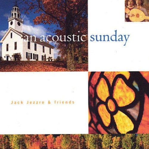 Jack Jezzro - Acoustic Sunday [CD]