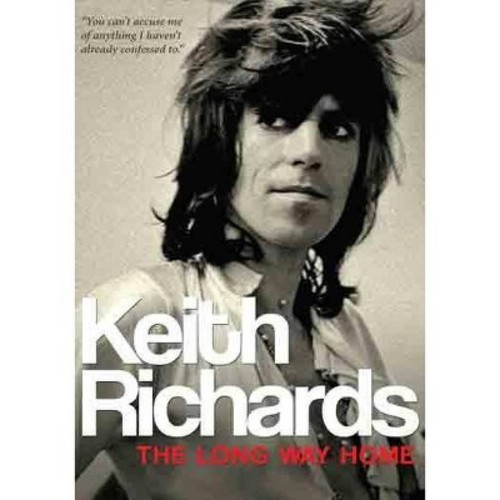 Keith Richards: The Long Way Home (2 Discs)