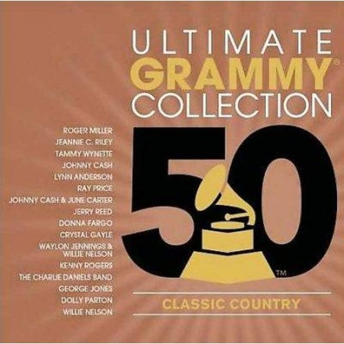 Various - Ultimate Grammy Collection: Classic Country