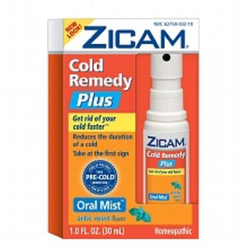 Zicam Cold Remedy No Drip Nasal Spray