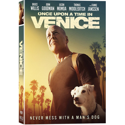 Once Upon a Time in Venice (DVD)