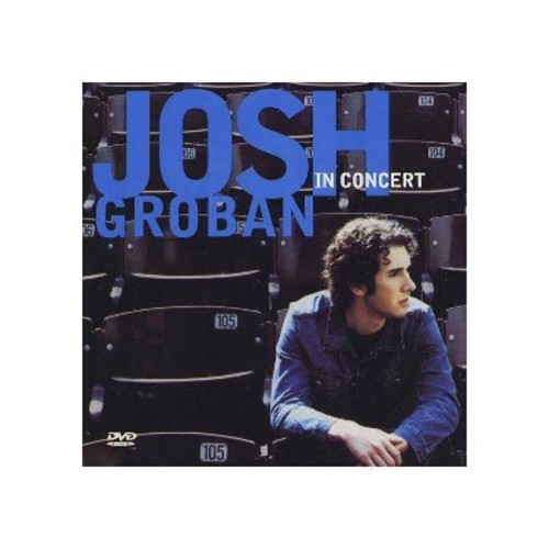 Josh Groban - Josh groban in concert (CD)