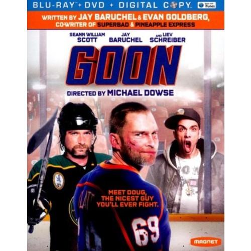 Goon (2 Discs) (Blu-ray/DVD)
