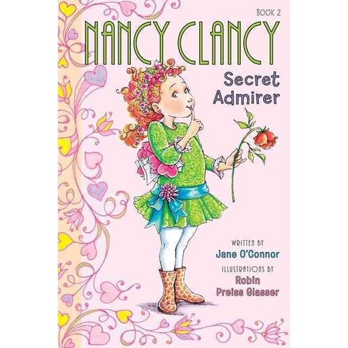 Nancy Clancy, Secret Admirer