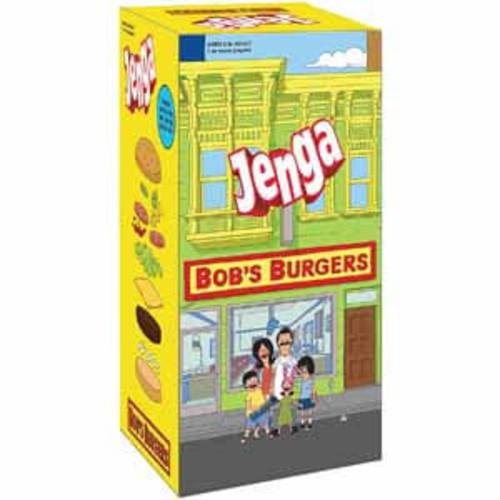 USAopoly Bob's Burgers Edition Jenga Game