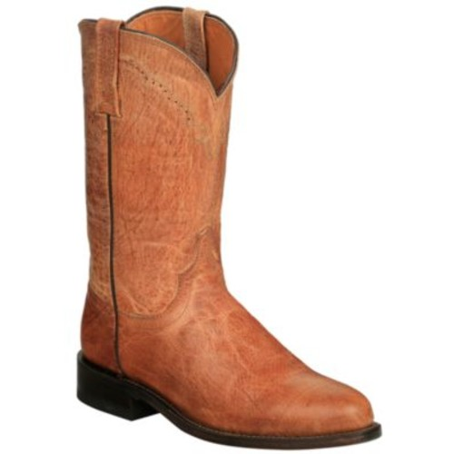 Lucchese Men's Shane Goat-Leather Roper Western Boots [WIDTH : D]