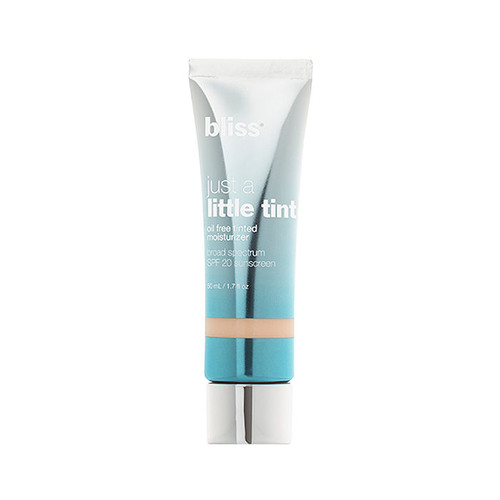 Bliss Color Just A Little Tint Tinted Moisturizer + SPF 20, Honey [7 oz (50 ml)]