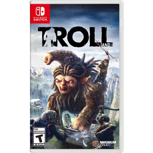 Troll and I - Nintendo Switch