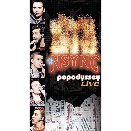 'N Sync - PopOdyssey Live: 'N Sync, Michael B. Borofsky, Michael Murphy: Movies & TV