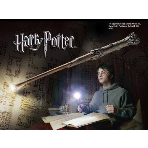 The Noble Collection Harry Potter Illuminating Wand [Standard]