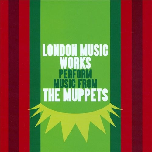Perform Music from the Muppets [CD]