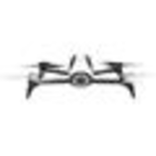 Parrot Bebop 2 Quadcopter (White/Black) Aerial drone with HD camcorder