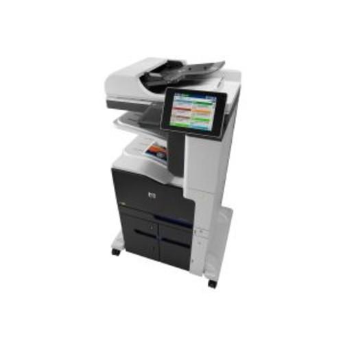 HP LaserJet Enterprise 700 MFP M775z+ - Multifunction printer - color - laser - Ledger/A3 (11.7 in x 17 in) (original) - A3/Ledger (media) - up to 30 ppm (copying) - up to 30 ppm (CF304A#BGJ)