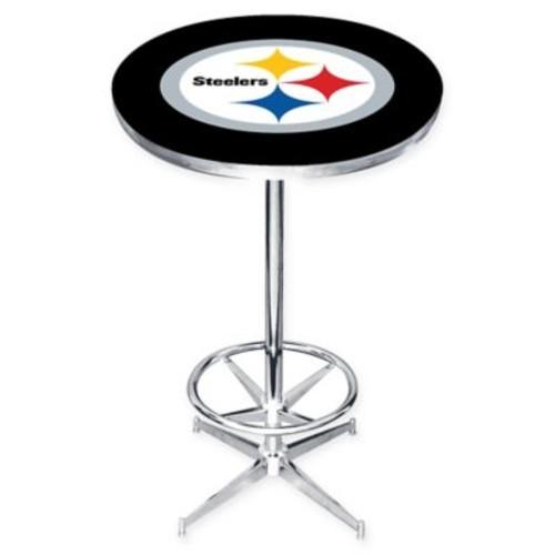 NFL Pittsburgh Steelers Pub Table