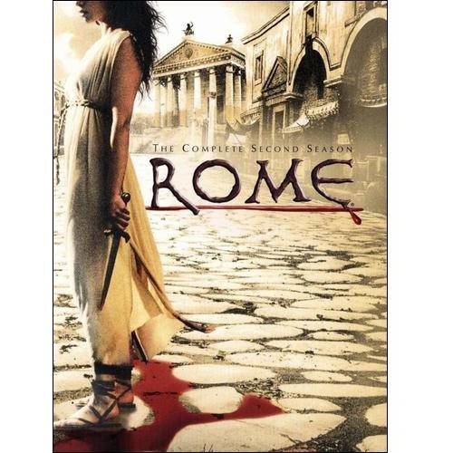 Rome: The Complete Second Season [5 Discs] (DVD)