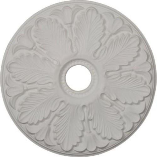 Ekena Millwork 24-1/2 in. Milan Ceiling Medallion