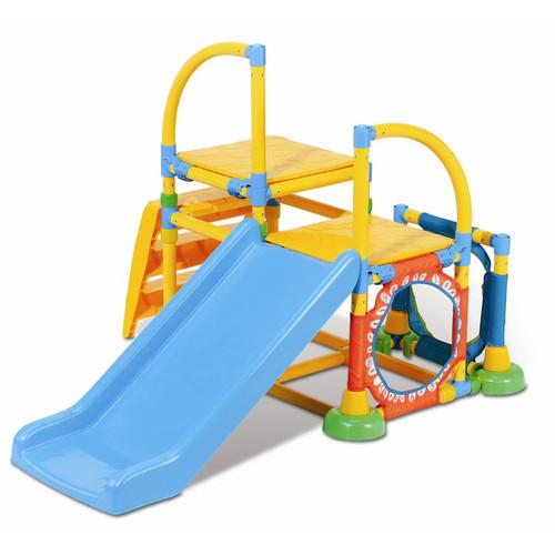 Grow'n Up Climb n Slide Gym, Multi by Grow'n Up