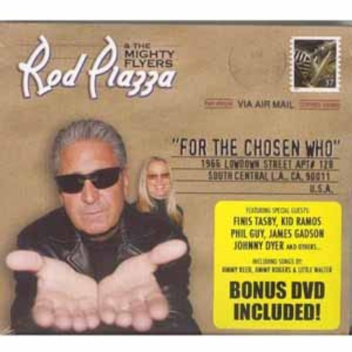 For the Chosen Who Rod Piazza