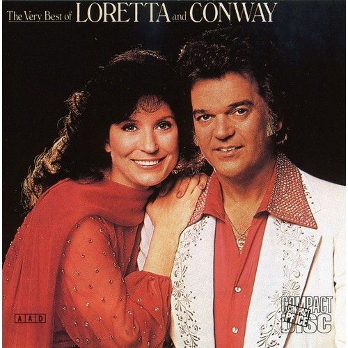 Twitty/Lynn - The Very Best of Loretta Lynn & Conway Twitty