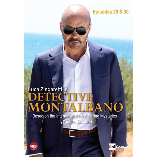 Detective Montalbano: Episodes 29 & 30 (DVD)