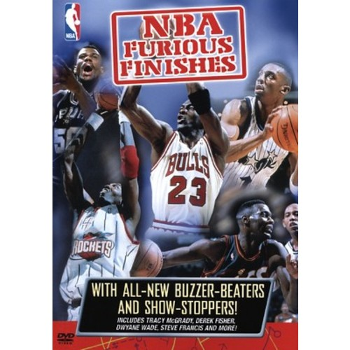 NBA Furious Finishes DVD