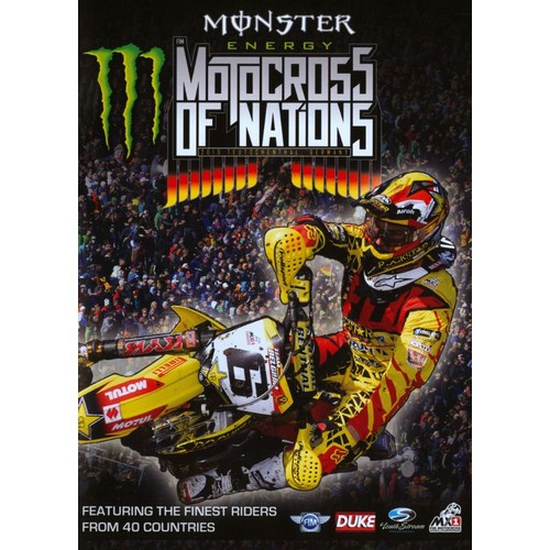 Motocross of Nations 2013 [DVD] [2013]