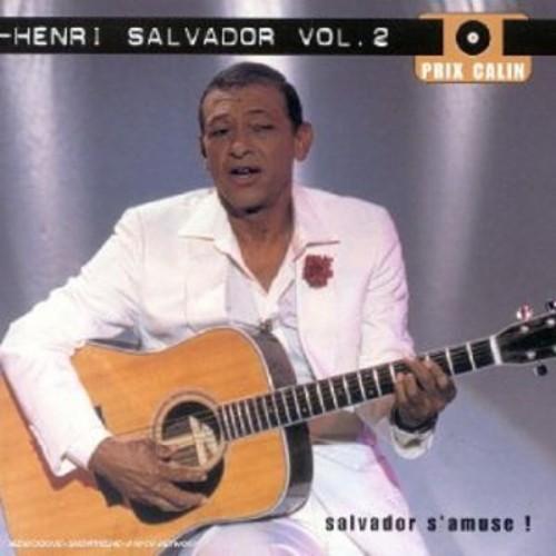 Henri Salvador, Vol. 2: Salvador S'Amuse! [CD]