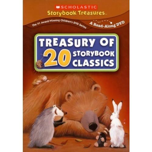 Treasury of 20 Storybook Classics [DVD]