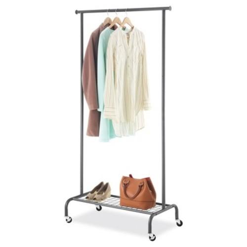 Whitmor Gunmetal Garment Rack