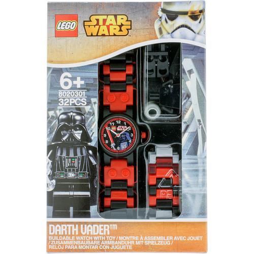 LEGO Star Wars Darth Vader Mini-figure Link Watch