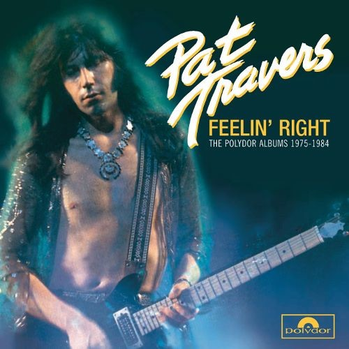 Feelin' Right: The Polydor Albums 1975-1984 [CD]
