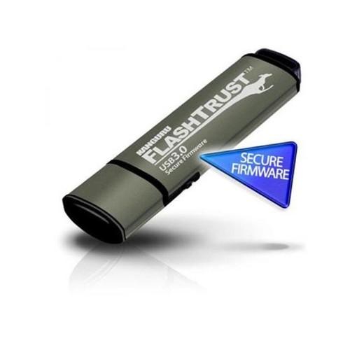 Kanguru FlashTrust USB3.0 Flash Drive with Digitally Signed Secure Firmware