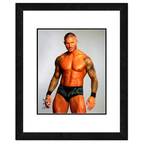 Randy Orton Framed 11