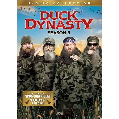 Duck Dynasty: Season 9 [2 Discs] [DVD]