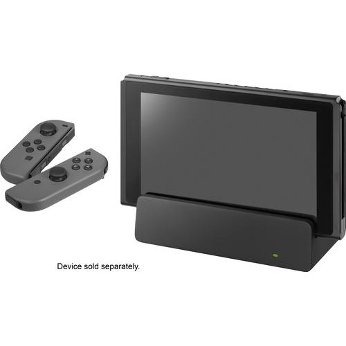 Insignia - Dock Kit with HDMI and USB for Nintendo Switch - Black