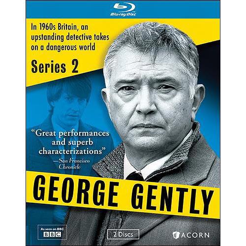 George Gently-Series 2 (Blu-ray)