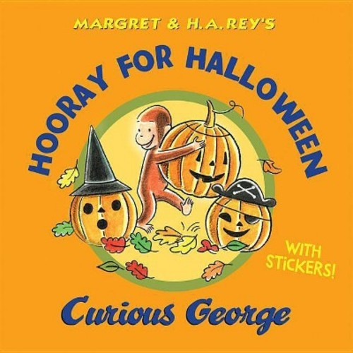 Hooray for Halloween, Curious George (Hardcover)