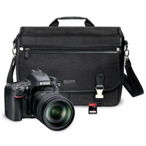 Nikon D610 DSLR Camera with 28-300mm VR Lens & Rode VideoMic Pro R Microphone 13304 RD