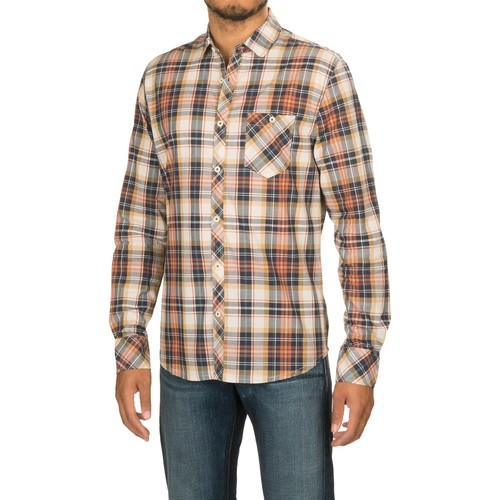 Jeremiah Corbin Voile Plaid Shirt - Long Sleeve (For Men)