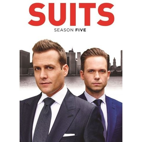 Suits: Season Five [4 Discs] [DVD]