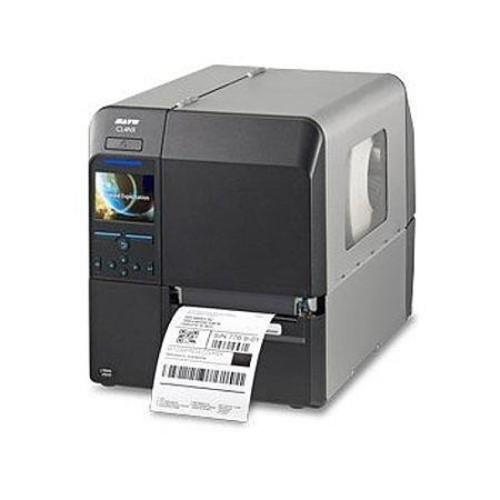 Sato CL412NX Direct Thermal/Thermal Transfer Printer - Monochrome - Desktop - Label Print