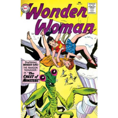 Wonder Woman (1942-) #112