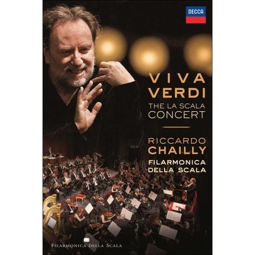 Viva Verdi! The La Scala Concert [Video] [DVD]